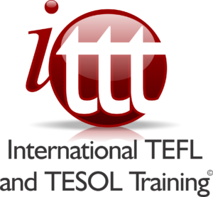 Logo for International TEFL and TESOL Training (ITTT)