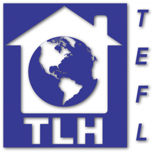 Logo for The Language House TEFL
