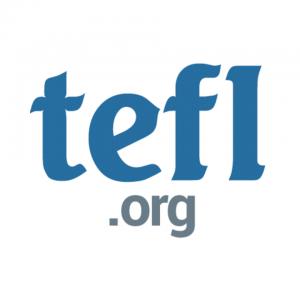Logo for TEFL Org