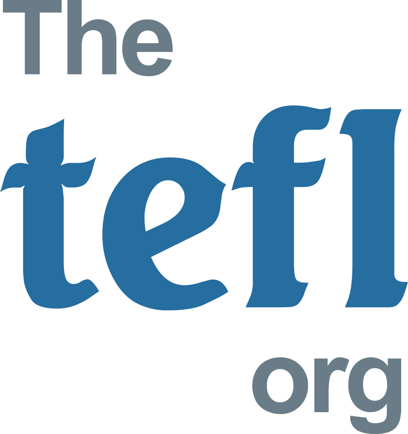 The TEFL Org Logo