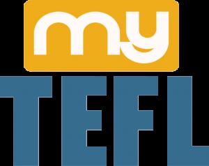 Logo for myTEFL