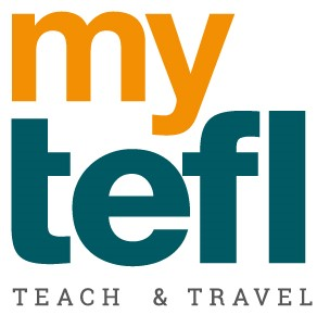 Logo for myTEFL