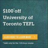 University of Toronto TEFL $100 Off