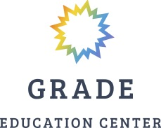 Grade Education Center Logo