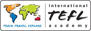 Logo for International TEFL Academy